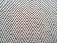 """Silver Lincoln Herringbone Tweed Thick Lined Ring Top Curtains 90"""" X 72"""" by PCJ SUPPLIES"""