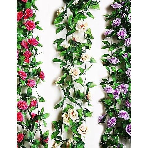 simulazione fiore artificiale 95