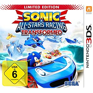 Sonic & SEGA All-Stars Racing Transformed – Limited Edition