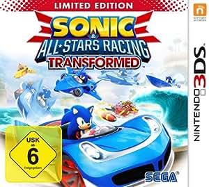 Sonic & SEGA All-Stars Racing Transformed - Limited Edition