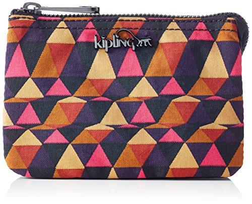 Kipling Creativity S, Portamonete Donna, 14.5 x 9.5 x 5 cm (B x H x T) Multicolore (L47 Nocturnal Bl)
