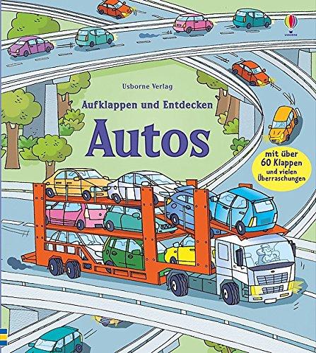 Aufklappen und Entdecken: Autos par Rob Lloyd Jones