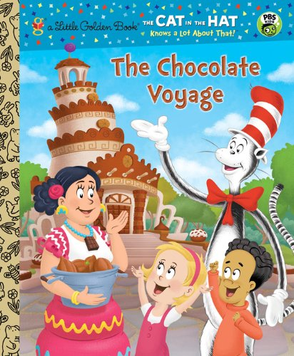 The Chocolate Voyage (Dr. Seuss/Cat in the Hat) (Little Golden Book) (English Edition)