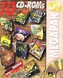 Megapak 5 - The Ultimate CD Bundel - 10 CD-Roms