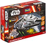 Revell Star Wars Build & Play EasyKit Millennium Falcon Model