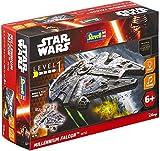 Revell - Star Wars - Millennium Falcon - 19 piezas (06752) - Star Wars - amazon.es