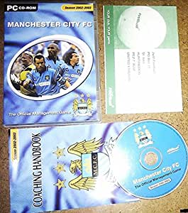 Manchester City Official Manager Game