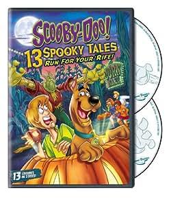 Scooby-Doo: 13 Spooky Tales Run for Your Rife [DVD] [Region 1] [US Import] [NTSC]