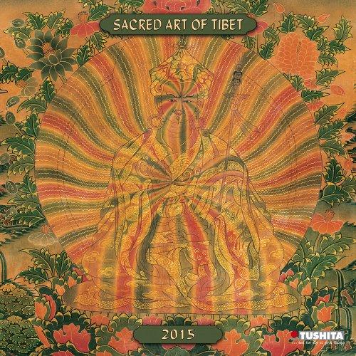 Sacred Art of Tibet 2015 (Mindful Editions)