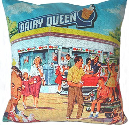 cushion-cover-throw-pillow-case-18-dairy-queen-family-friends-ice-cream-dessert-sweet-cafe-gathering