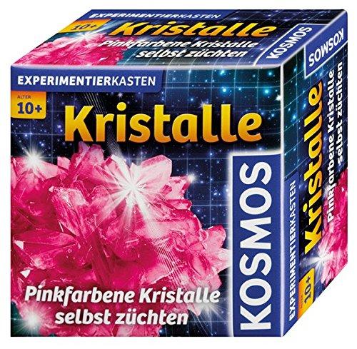 Kosmos 656072 - Pinkfarbene Kristalle selbst züchten