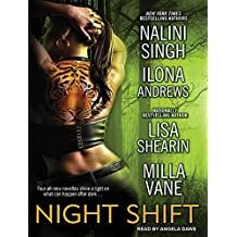 Night Shift by Ilona Andrews (2014-11-25)