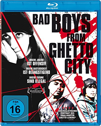 Bad Boys from Ghetto City - Ungeschnittene Fassung [Blu-ray]