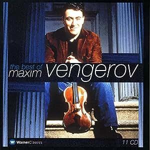 BEST OF MAXIM VENGEROV