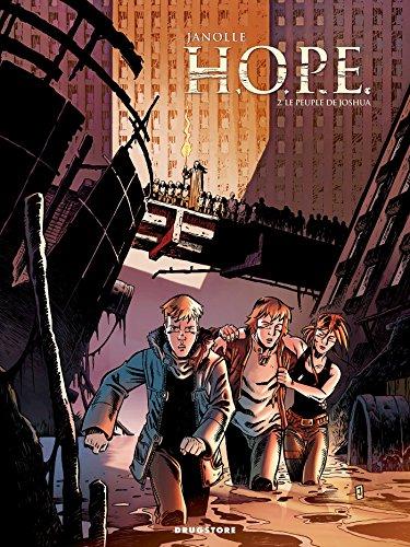 H.O.P.E. - Tome 02: Le peuple de Joshua