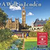 A Walk in London 2019 Wall Calendar