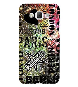 CHAPLOOS Designer Back Cover For Samsung Galaxy Grand 3