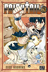 Fairy Tail Edition simple Tome 61