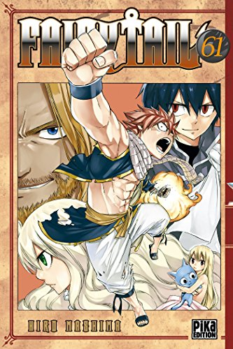 Fairy Tail (Tome 61) : Fairy Tail 61.