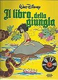 (St) Walt Disney Ascolta Fiabe N. 12: Il Libro Della Giungla No Disco, Mondadori