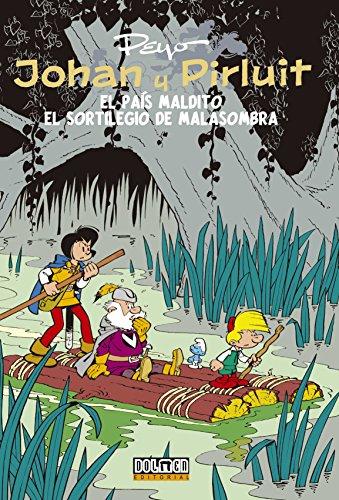 Johan y Pirluit vol. 5: El país maldito y el sortilegio de malasombra (Fuera Borda) por Pierre (Peyo) Culliford