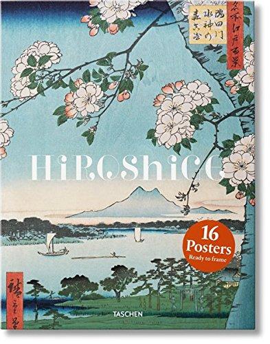 Hiroshige Poster Set (Taschen Print Sets) por -