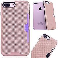 VemMore iPhone 7 Plus / iPhone 8 Plus Hülle Case Handyhülle Ultra Slim Dünn Soft Flexibel Silikon TPU Case Bumper... preisvergleich bei billige-tabletten.eu