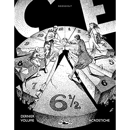 CE - DERNIER VOLUME: ACROSTICHE
