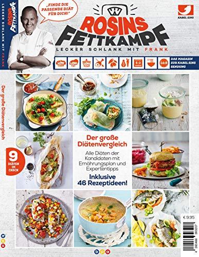 Rosins Fettkampf - Lecker schlank mit Frank Rosin: Das Magazin zur Kabel Eins Sendung