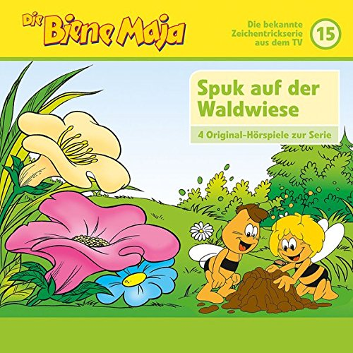 Die Biene Maja - Folge 15: Spuk auf der Waldwiese