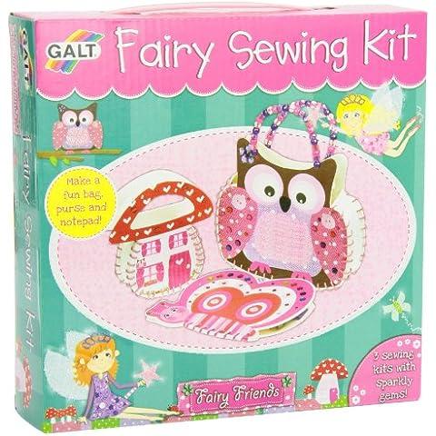 Galt 1003640 - Juego de costura infantil con diseño de hadas