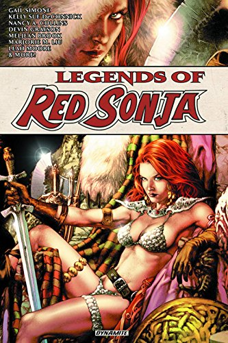 Blair Kelly (Legends of Red Sonja)