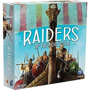 Renegade Game Studios RGS00585 Raiders of The North Sea - Juego de Mesa (Contenido en alemán)