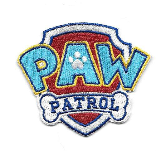 Patch Bestickt mit Paw Patrol (Patch Paw)