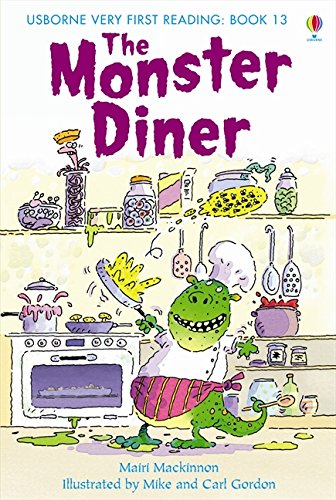 The monster diner (1.0 Very First Reading)