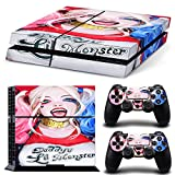 GoldenDeal PS4 Console and DualShock 4 Controller Skin Set - Super Hero - PlayStation 4 Vinyl