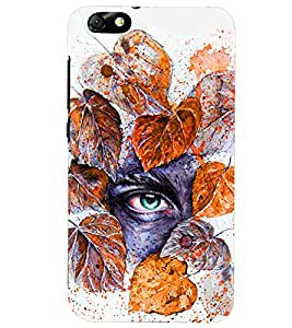 PRINTSHOPPII PAINTING Back Case Cover for Huawei Honor 4X::Huawei Glory Play 4X