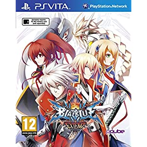 Blazblue Chrono Phantasma Extend PSV UK