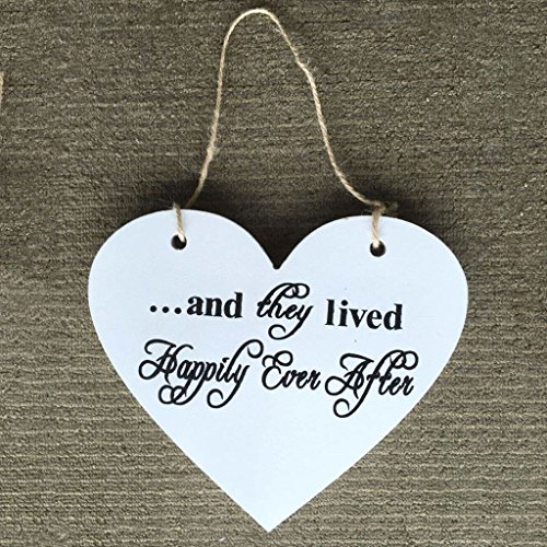 Gazechimp Herzform Hier Kommt Die Dekoration Weißen Holztafel Braut Zeichen Hochzeit (Kommt Braut-zeichen Die Hier)