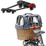 Klickfix hondenmand Doggy Basket Plus voor Racktime, 0399RH