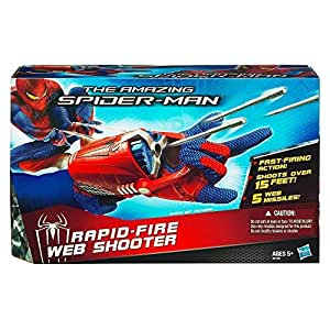 Hasbro 26725186 - Spider-Man Action Web Shooter