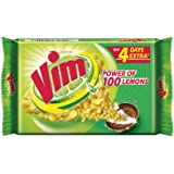 Vim Dishwash Bar - 600 g (Super Saver Pack 3 x 200g)