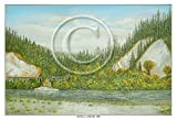 Humboldt Brands - Print, EEL River in Fall, Rio Dell