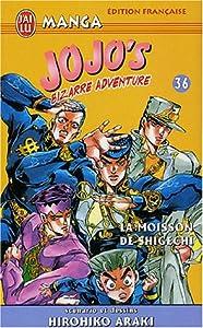 Diamond is Unbreakable - Jojo's Bizarre Adventure Saison 4 Edition simple Tome 8