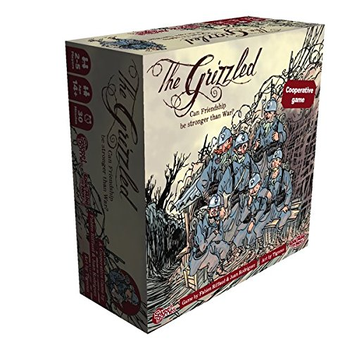 CoolMiniOrNot The Grizzled Game
