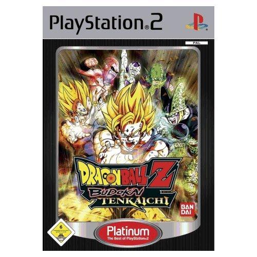 Dragonball Z Budokai Tenkaichi - Platinum PS2