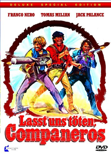 Bild von Laßt uns töten, Companeros (2 DVDs) [Deluxe Edition]