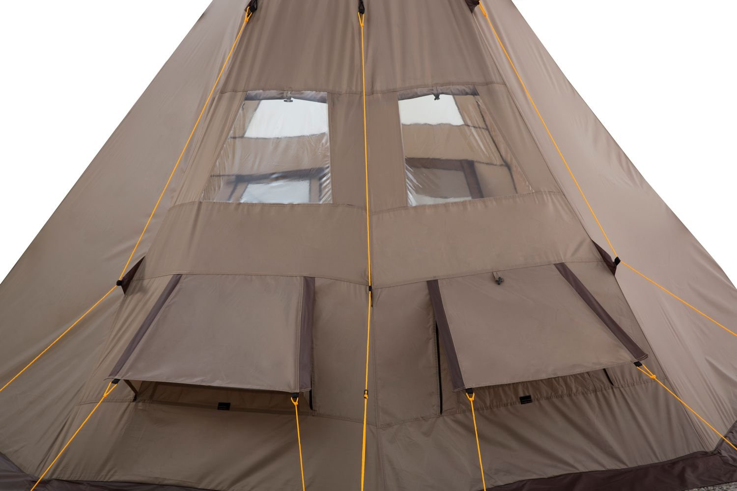 CampFeuer - Teepee Tent, Tipi brown 6