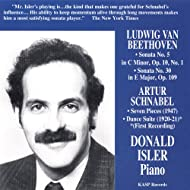 Pianist Donald Isler Plays Music of Beethoven and Schnabel