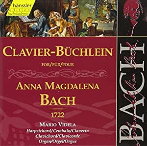 Edition Bachakademie Vol. 135 (Clavier-Büchlein für Anna Magdalena Bach)